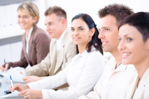bigstock-Five-business-people-sitting-i-13079837