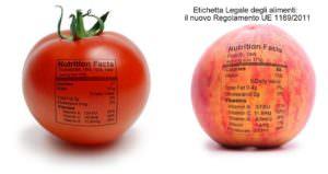 etichettatura degli alimenti: la normativa
