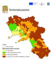 Piano sviluppo rurale campania psr