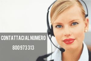 Contatta numero 800973313