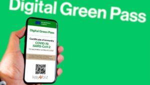 certificato verde green pass